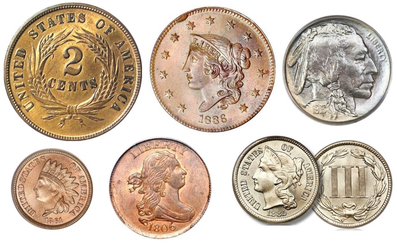 finding rare coins